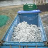 Container liners v.v. ophangpunten en afsluitklep